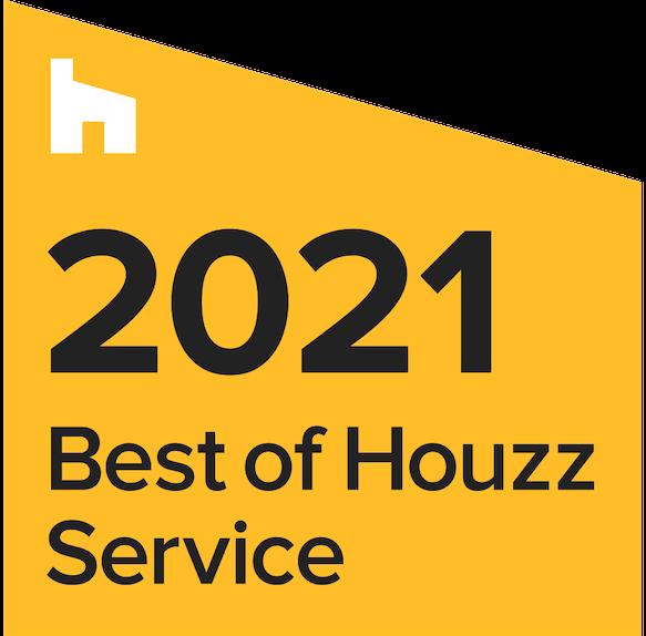 Best of Houzz 2021 Service Award