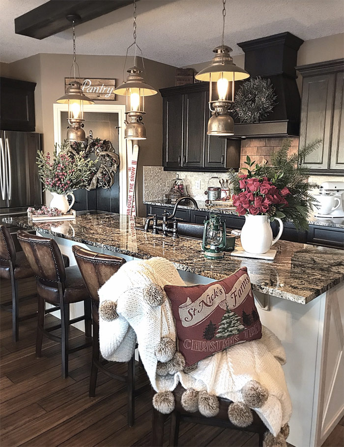 5 Ways To Decorate Your High End Kitchen For The Holidays
