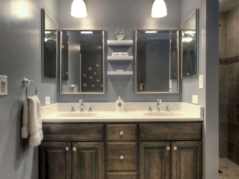Charmant Bathroom Remodel   Alexandria, VA