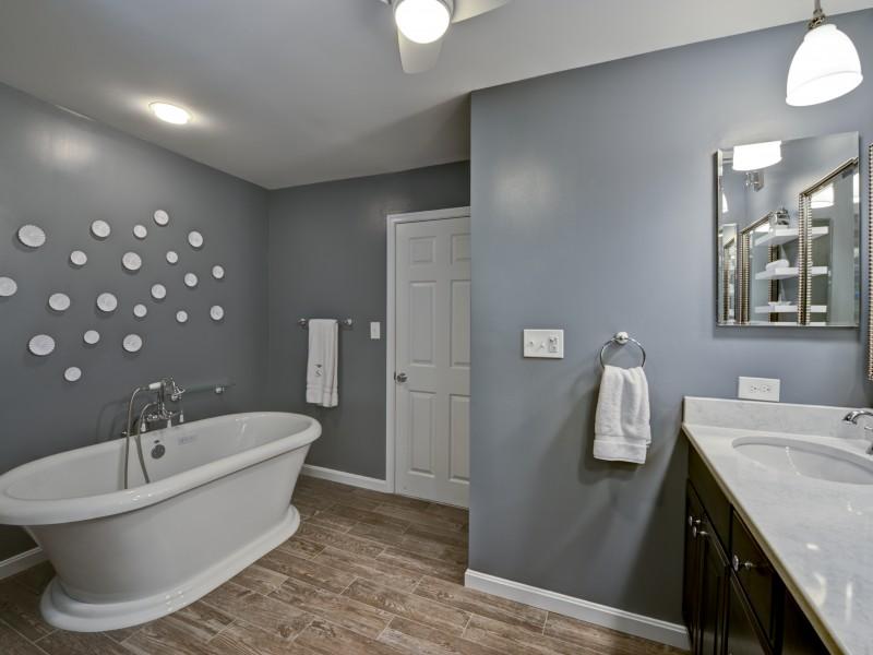 Amazing Bathroom Remodel | Alexandria, VA