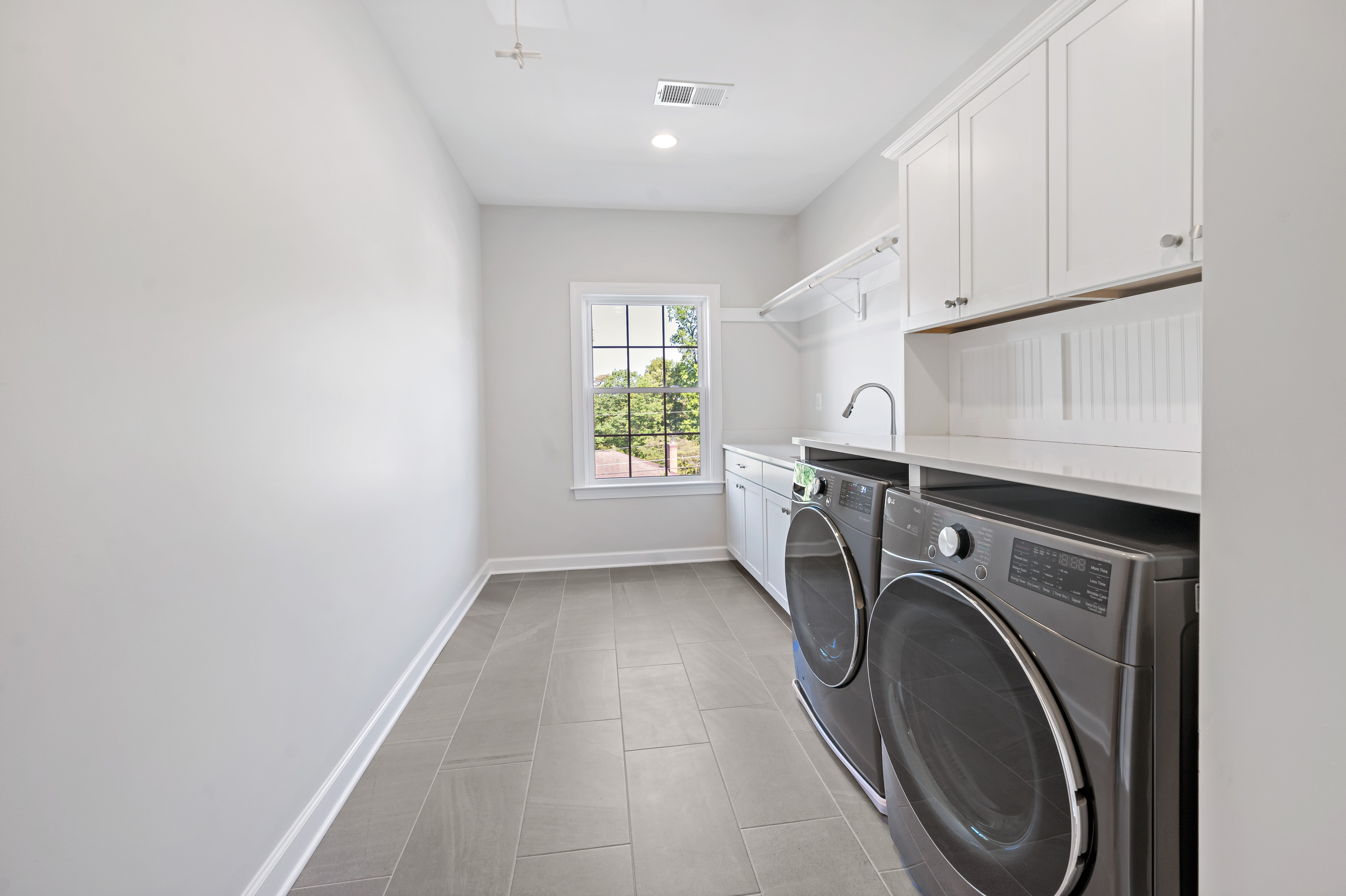 Addition of Laundry Room