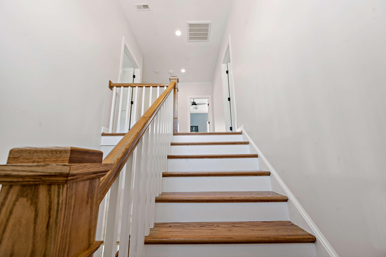 White Stair Risers