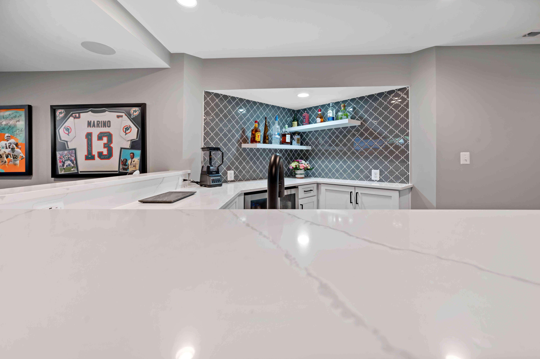 Basement Bar Counters